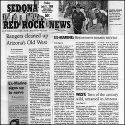 Red Rock News